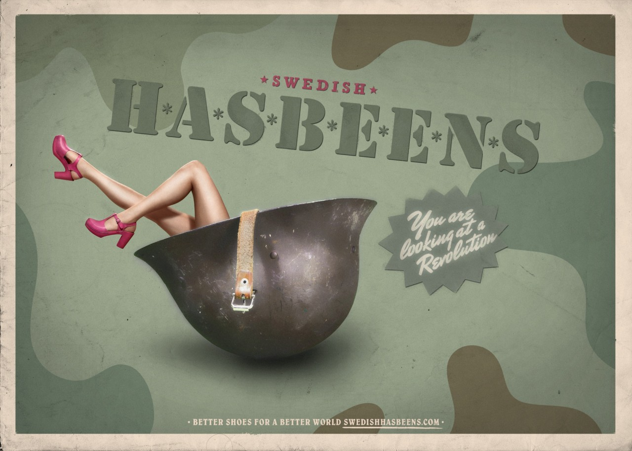 Swedish Hasbeens 04 Spring/Summer 2011